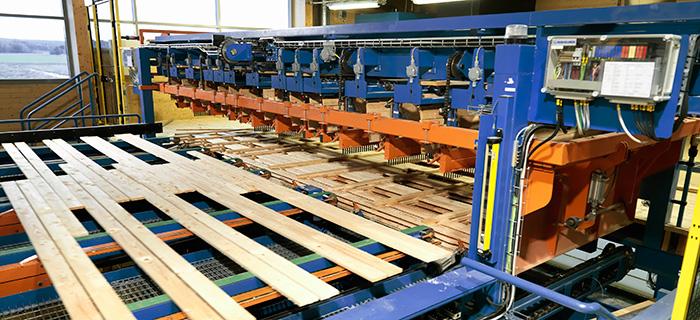 Två nya affärer med Martinsons och Södra Timber
