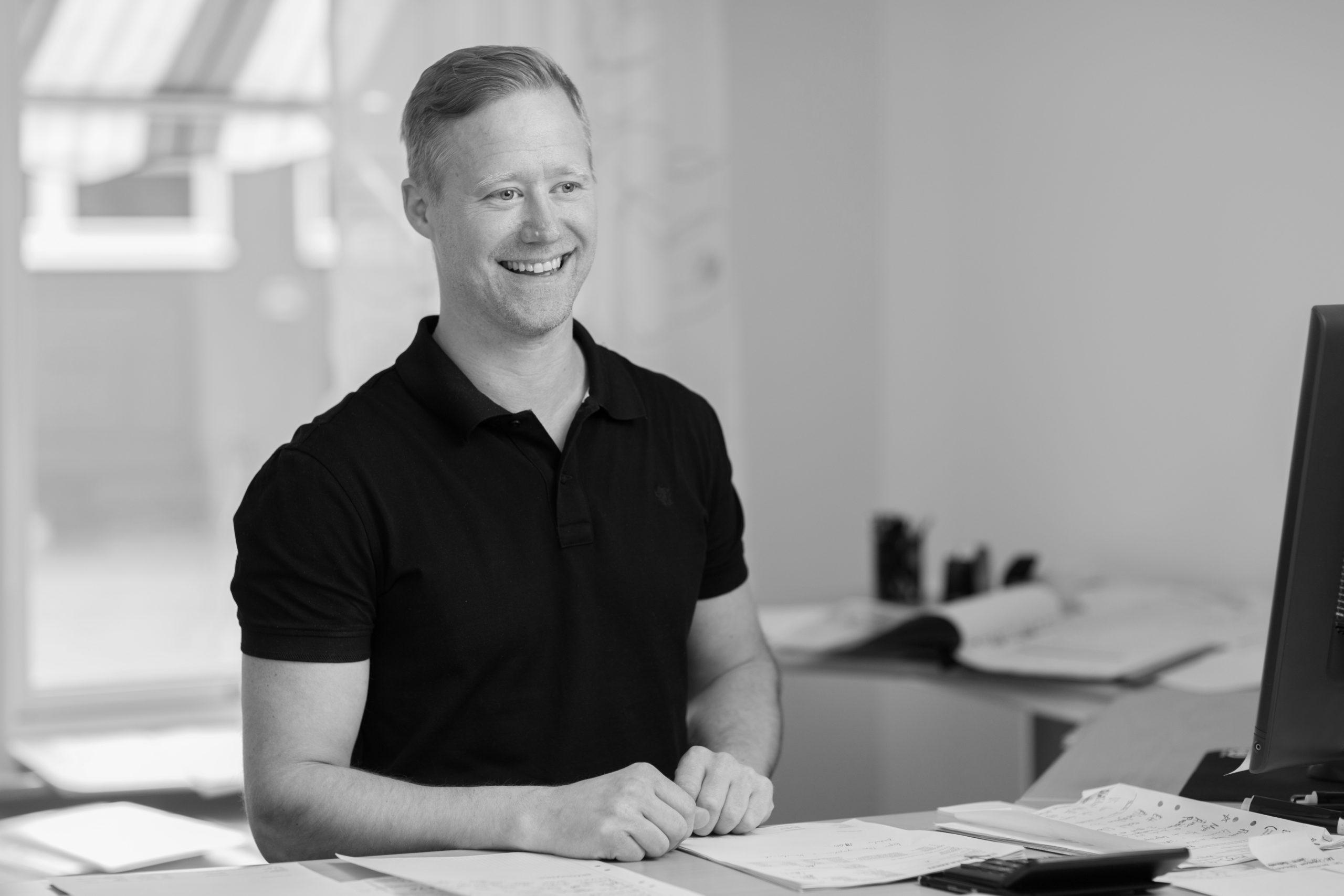 Daniel Wiklund, Säljare Reservdelar