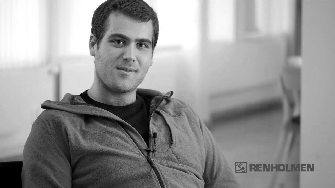 Jon Hedman, maskinkonstruktör