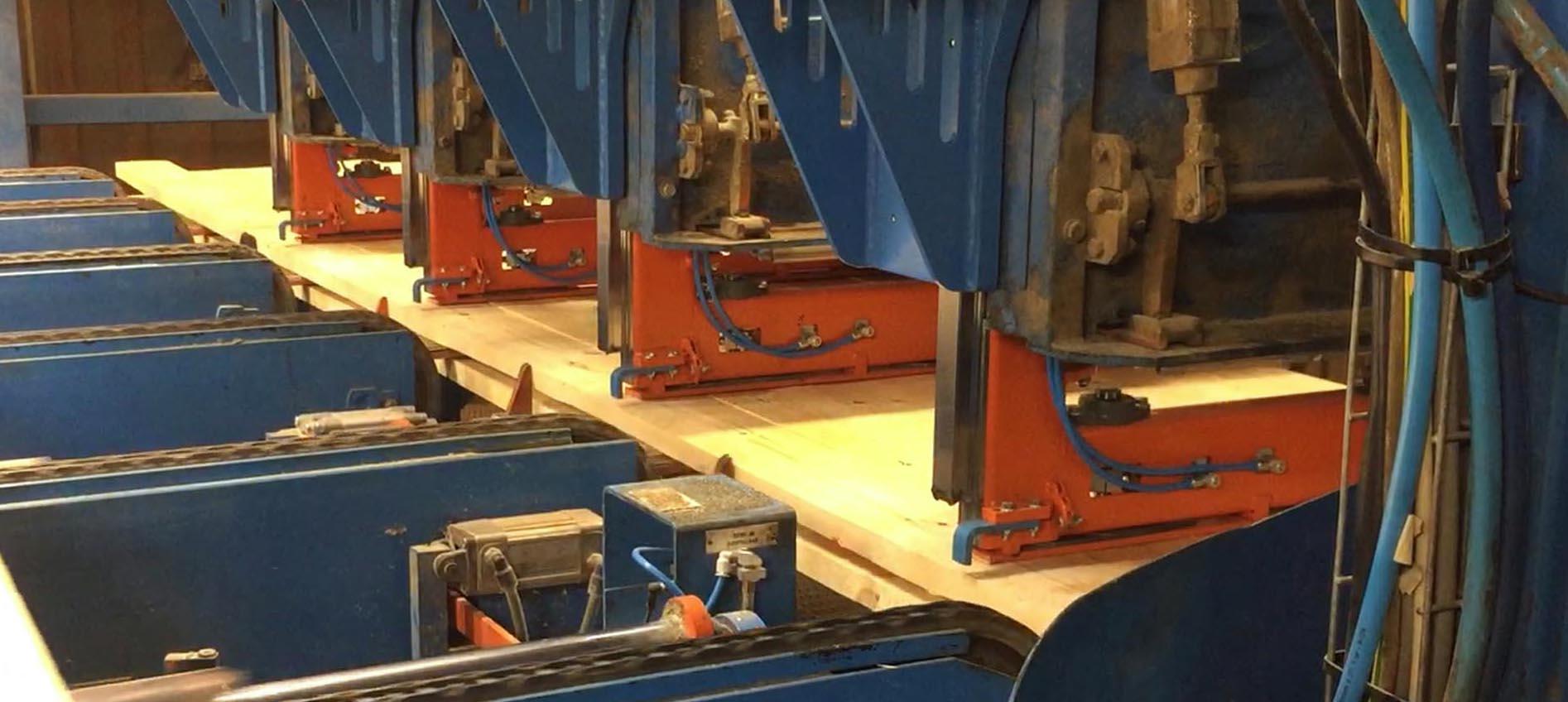 Investerar i uppgraderad bindströhantering