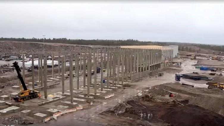 Konstruktion påbörjad till Metsä Fibre Rauma